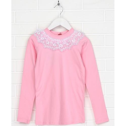 Блуза Malta 19ДД339-24 розовая