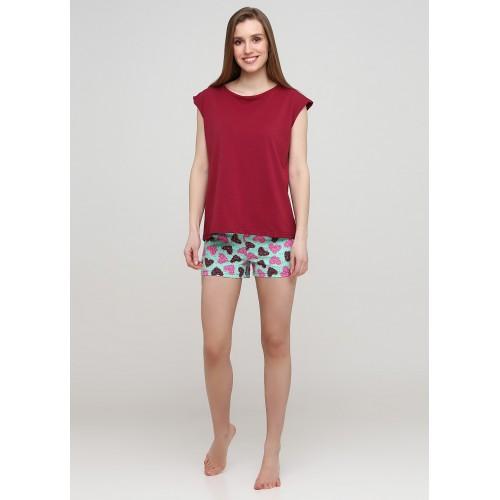 Комплект-пижама Malta Ж328-29 цветной