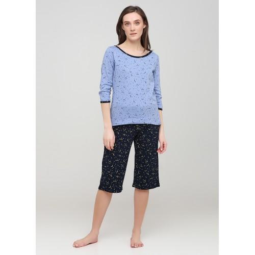 Комплект-пижама Malta Ж517/1-04 Месяц