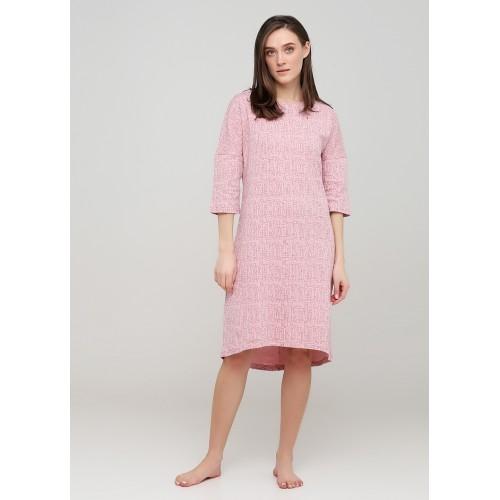 Ночная рубашка Malta Ж468-04 светло-розовая