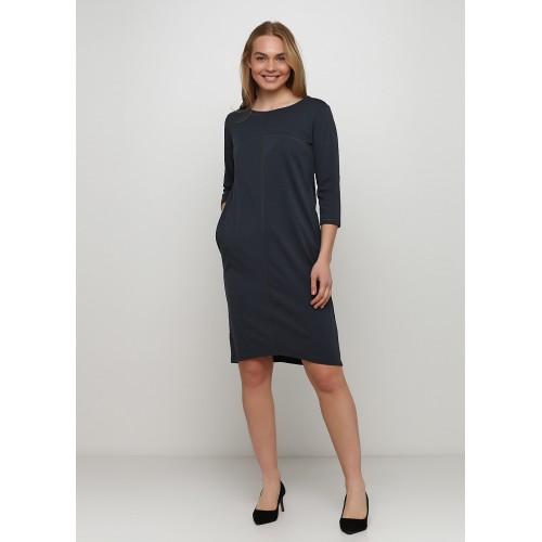 Платье Malta Ж325-47 темно-серое